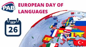 European Day of Languages 26 September